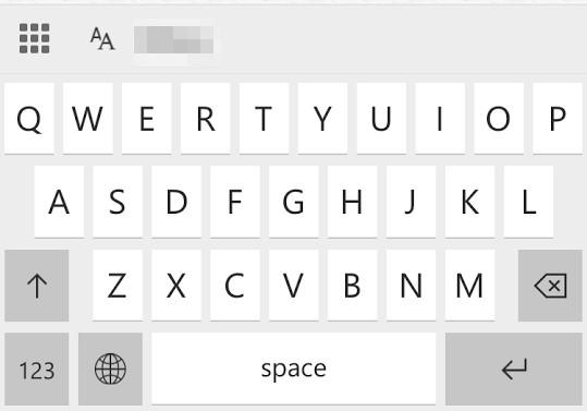 微软发布iPhone键盘 悄然成为苹果软件开发者